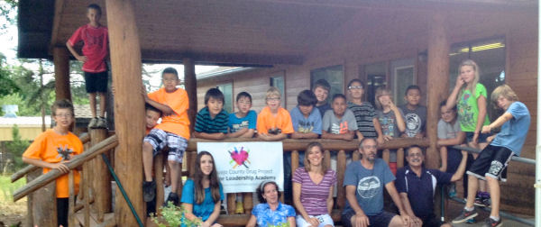 Junior Leadership Academy at White Mountain Youth Center