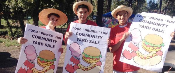 Community Yard Sale 2015-600x252