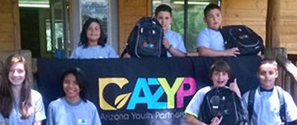 White Mountain Youth Center Kids